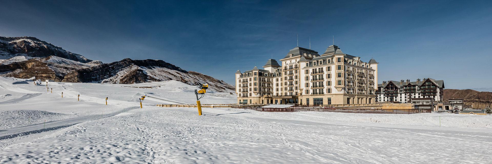 Azerbaijan Resort Top