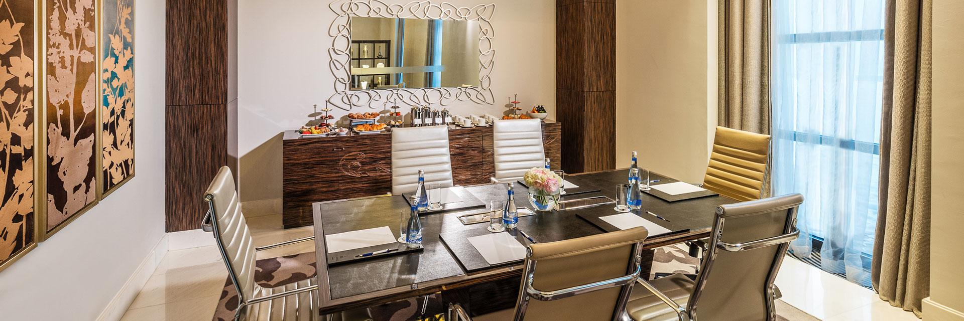Meetings at Hotel Azerbaijan Top